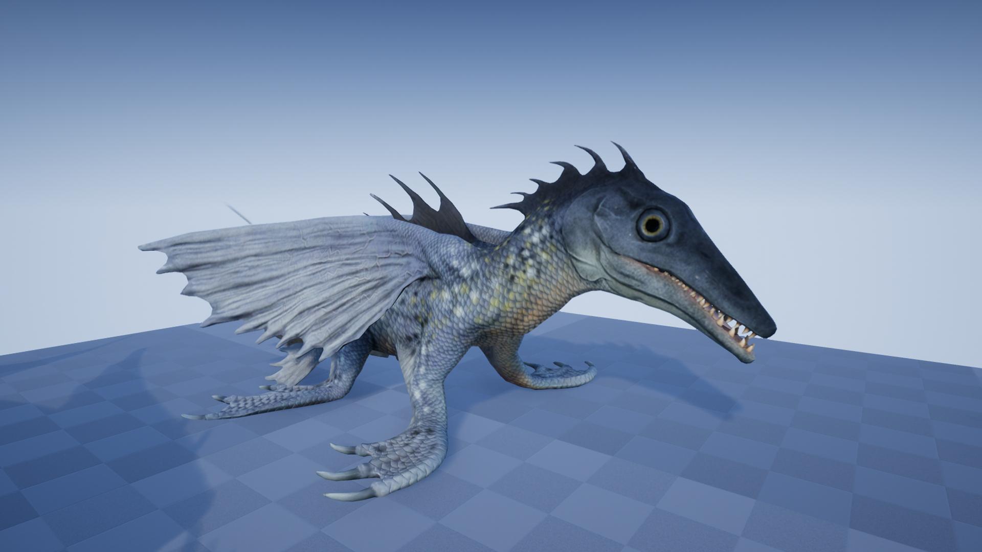 ocean dragon  u2013 protofactor